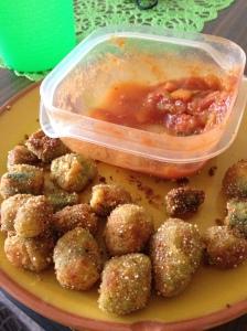 Quingombó and salsa!